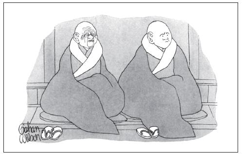 Хайдеггер и гиппопотам входят в райские врата. Жизнь, смерть и жизнь после смерти через призму философии и шутки