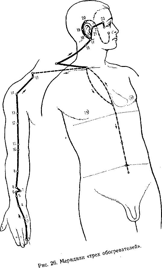 Акупунктура в лечении сексуальных нар