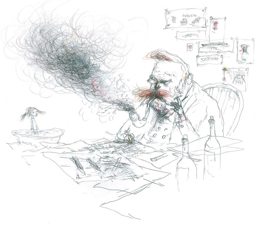 Доктор Проктор и его машина времени