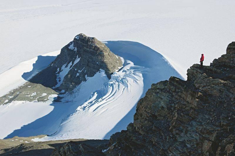 8 полюсов Фредерика Паулсена. Путешествие в мир холода