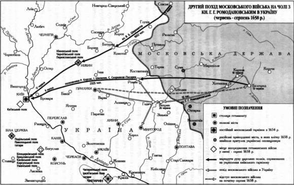 Українсько-російські взаємини 1657-1659 рр. в умовах цивілізаційного розмежування на сході Європи