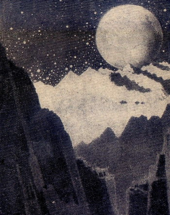 На серебряной планете. Рукопись Луны (С иллюстрациями)