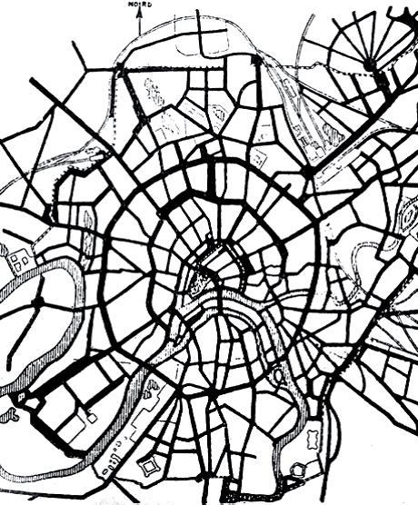 планировочная структура