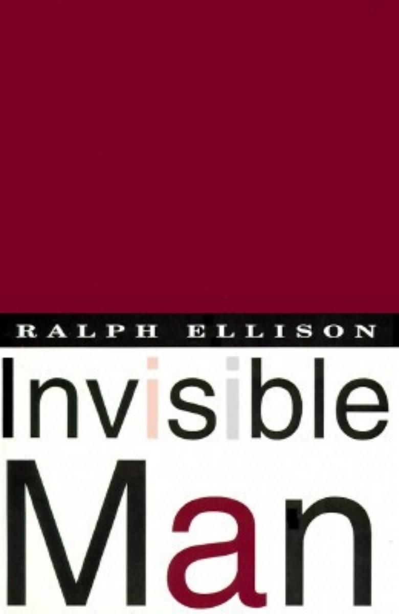 ad73624e74b Книга  Invisible man