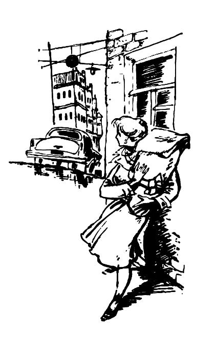 Выстрел в переулке