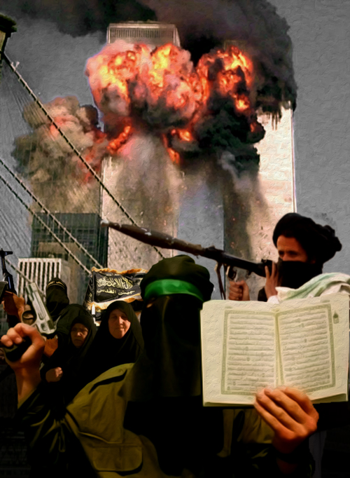 Тора, Библия и Коран или Третья Мировая Война