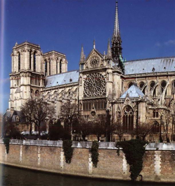 Париж: любовь, вино, короли и… дьявол