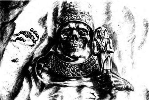 Сокровище царя Камбиза