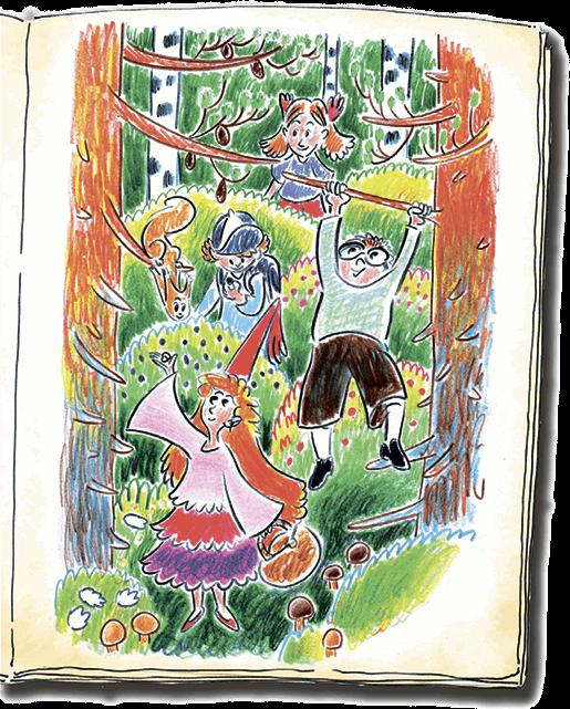 Вот такие Веселовы, или 2 сказочные повести про прикольных домовых
