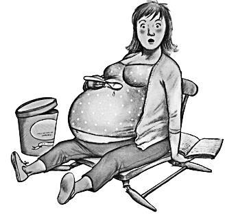 Видео натянуть беременных баб на русском языке