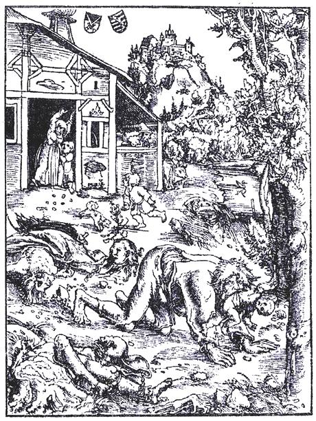 Дворушники, або Євангеліє від вовкулаки