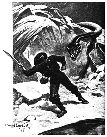 Бухта страха. Забытая палеонтологическая фантастика. Том IV