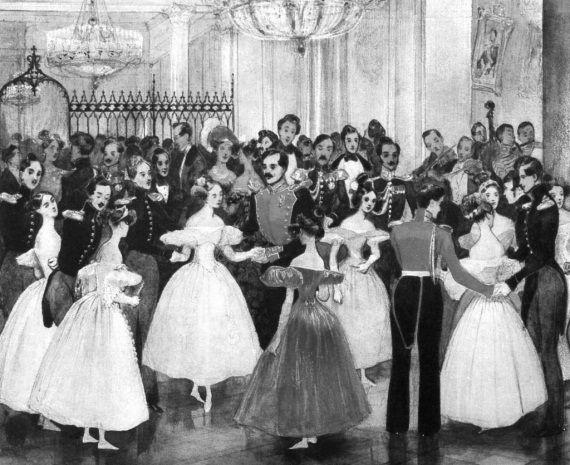 Взрослый мир императорских резиденций. Вторая четверть XIX – начало XX века