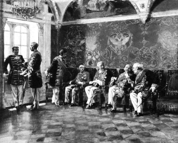 Царская работа. XIX – начало XX в.