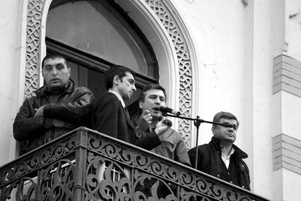Пробуждение силы. Уроки Грузии – для будущего Украины