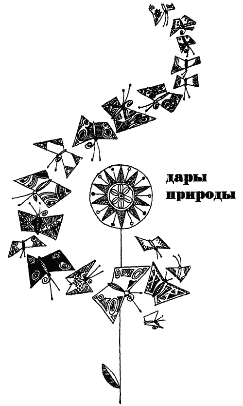 Занимательно о ботанике