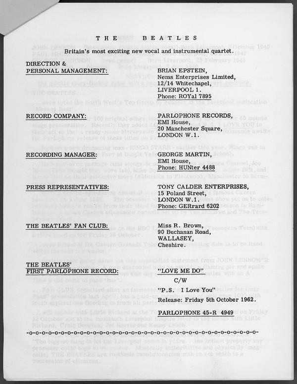 The Beatles. Единственная на свете авторизованная биография (перевод Грызунова Анастасия)