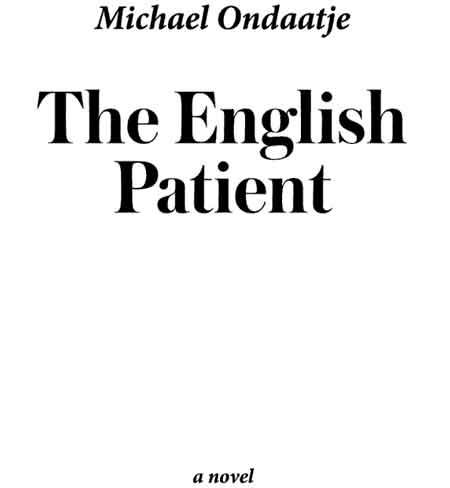 Англійський пацієнт