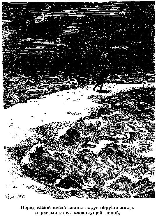 Морской охотник. Домик на реке