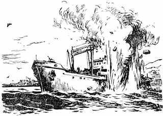 Подводный разведчик