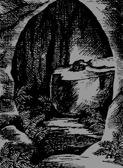 Пещера и тени