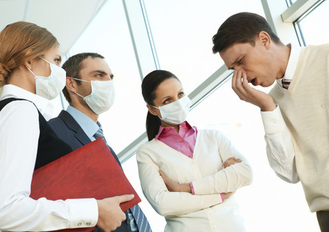Лечим простуду и грипп