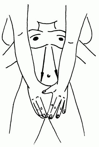 Массаж пениса нежными женскими ручками