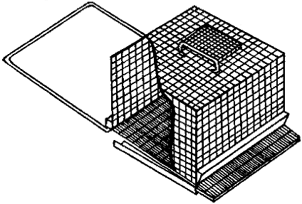 Клетка для содержания