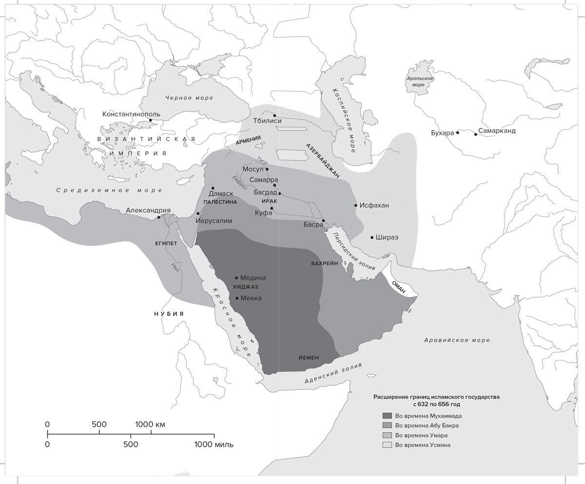 Ислам. Прошлое и настоящее
