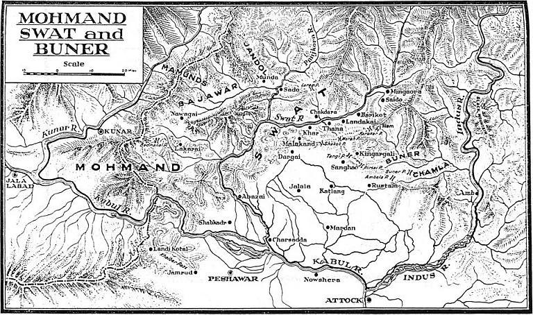 Orderly Afghanistan & Baluchistan .pakistan 1906 Map Volume Large pink Kabul.british Baluchistan