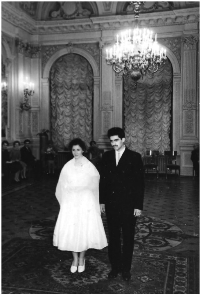 Мужчина и женщина: Тело, мода, культура. СССР - оттепель