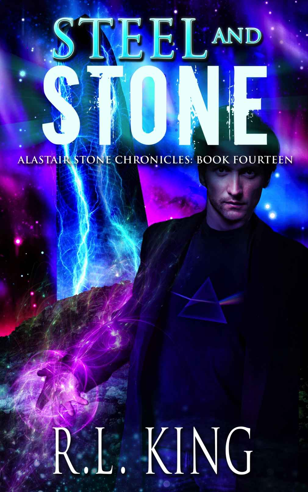 Книга: Steel and Stone: A Novel in the Alastair Stone Chronicles