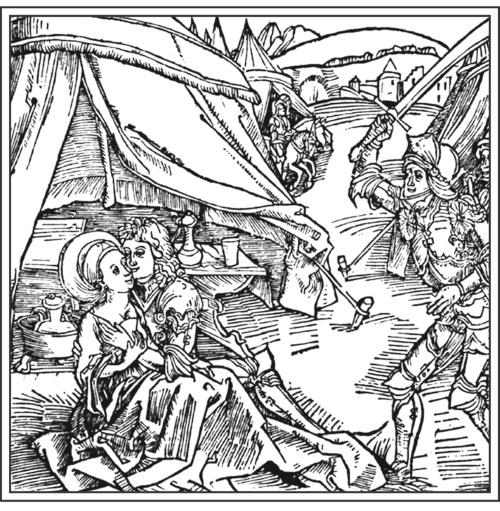 12 повестей Марии Французской