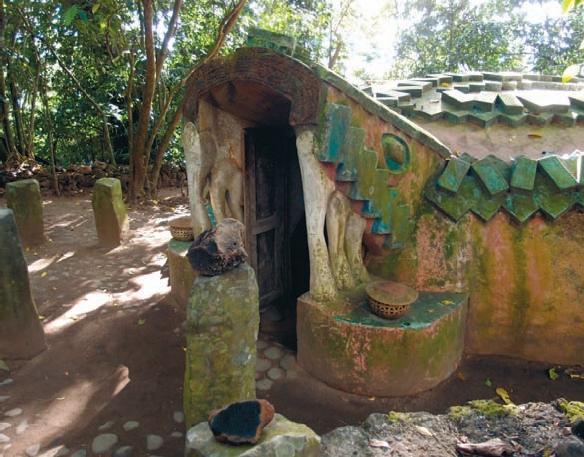 Сокровища майя и конец света