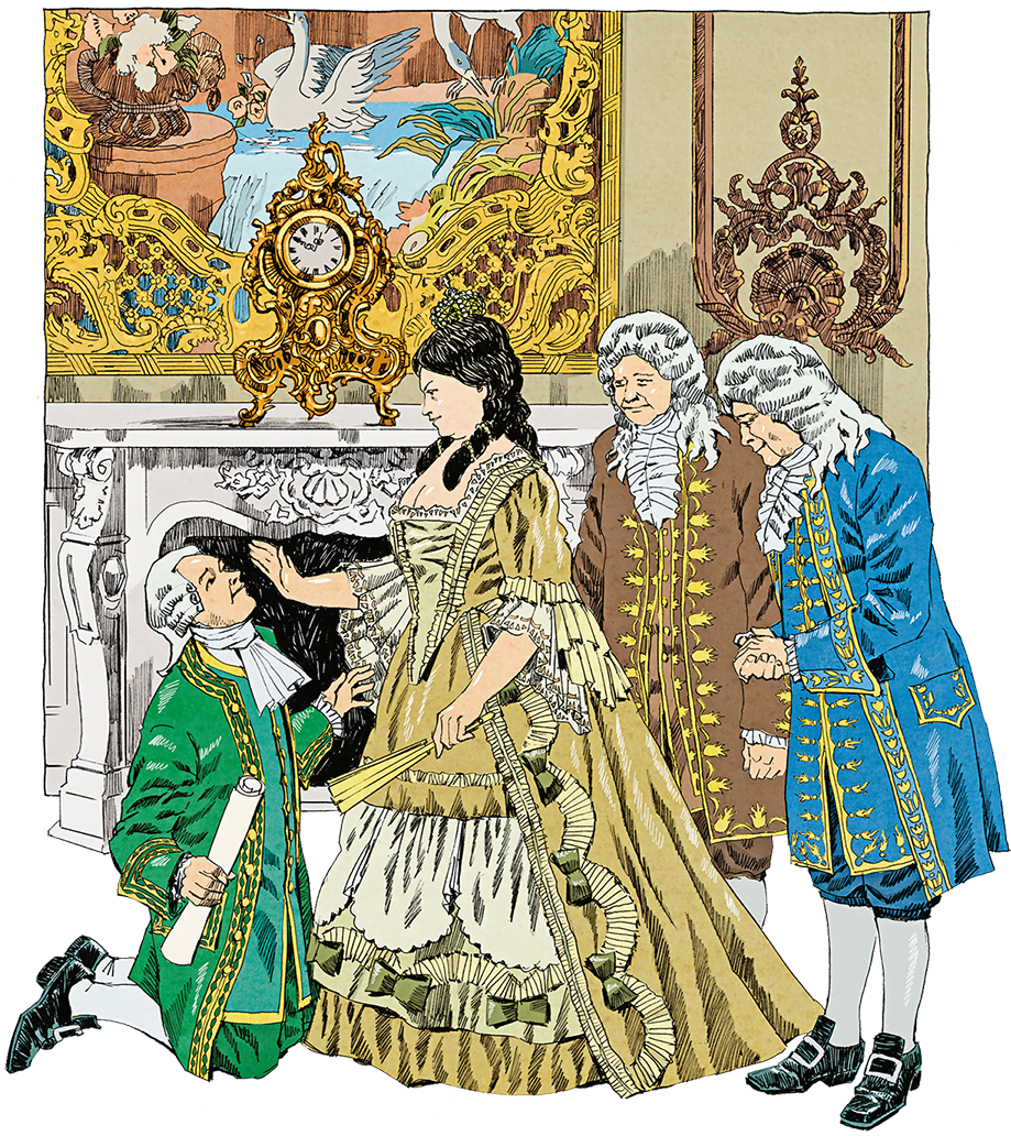 Евразийская империя. История Российского государства. Эпоха цариц