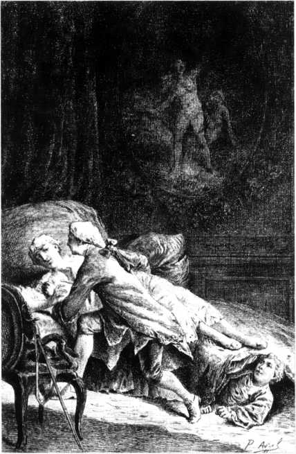 Любовные похождения шевалье де Фобласа