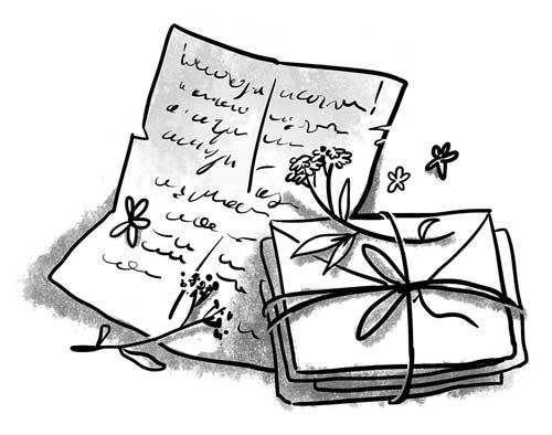 Письма на чердак