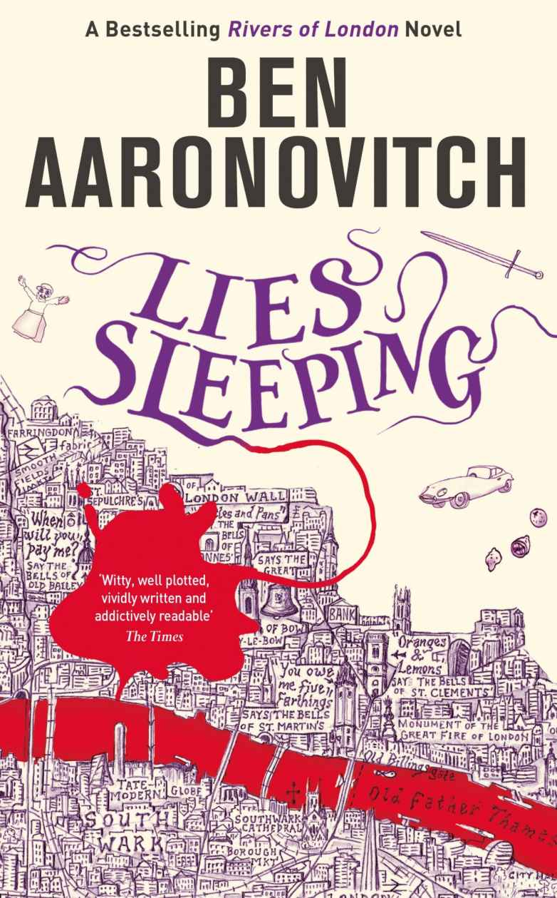 b66f2a4ed5 Книга: Lies Sleeping