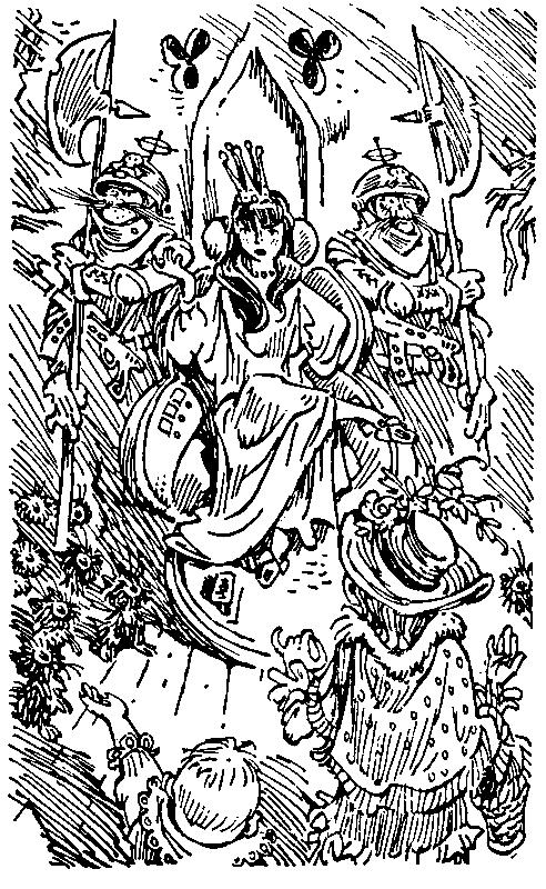 Приключения Алисы. Том 3. Миллион приключений