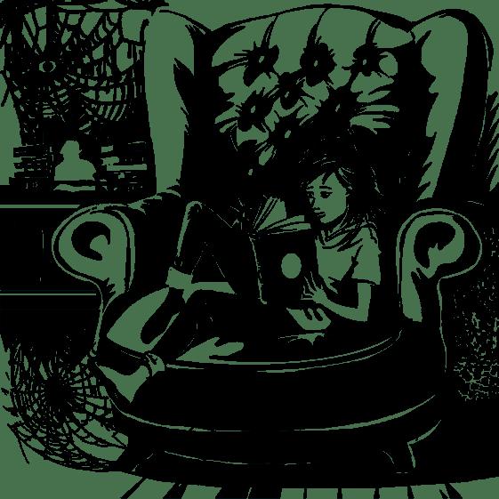 Призрак на чердаке