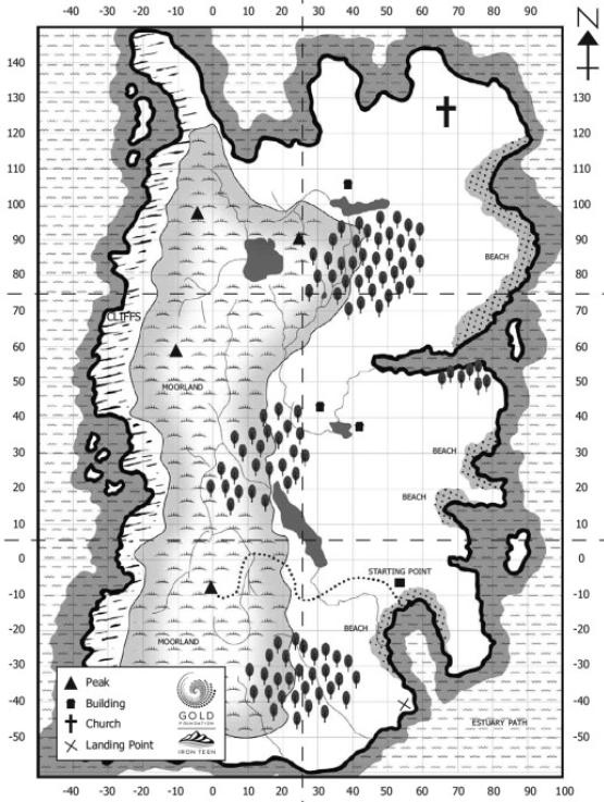 Дикий остров