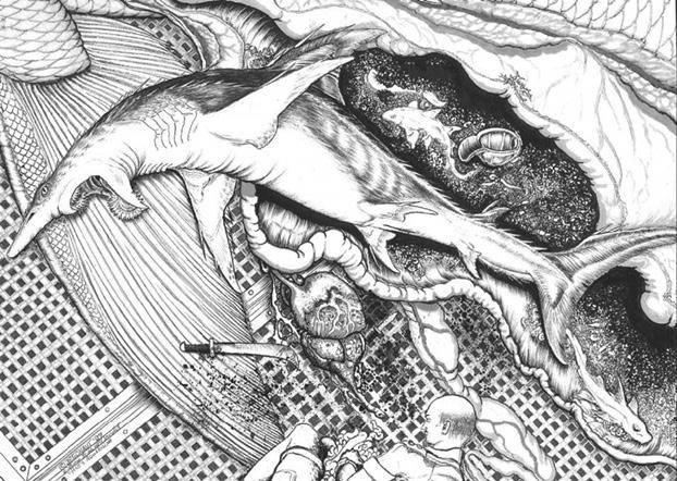 Мег. Дьявольский аквариум