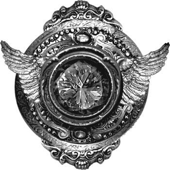 Обсидиановое зеркало