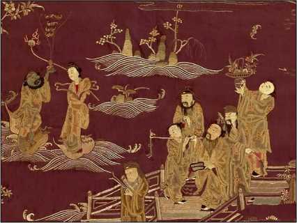 Путешествие восьми бессмертных