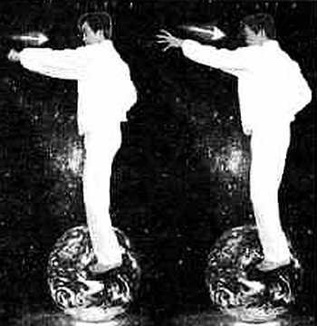 Эликсир-Цигун. Создание Золотой Таблетки Земли