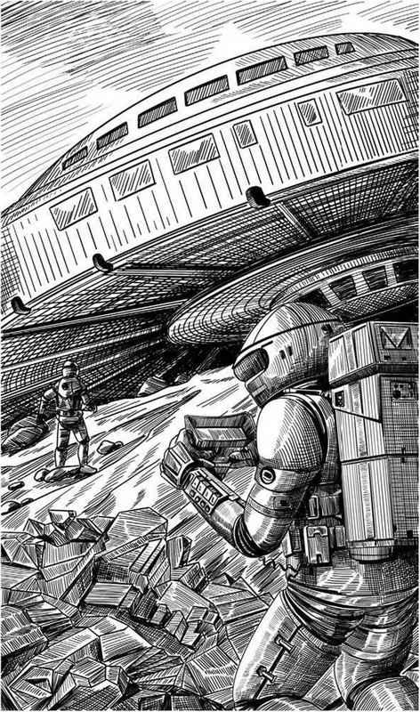 Пришельцы ниоткуда. Сборник