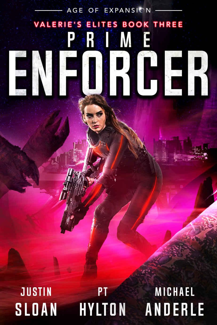 Prime Enforcer: Age of Expansion