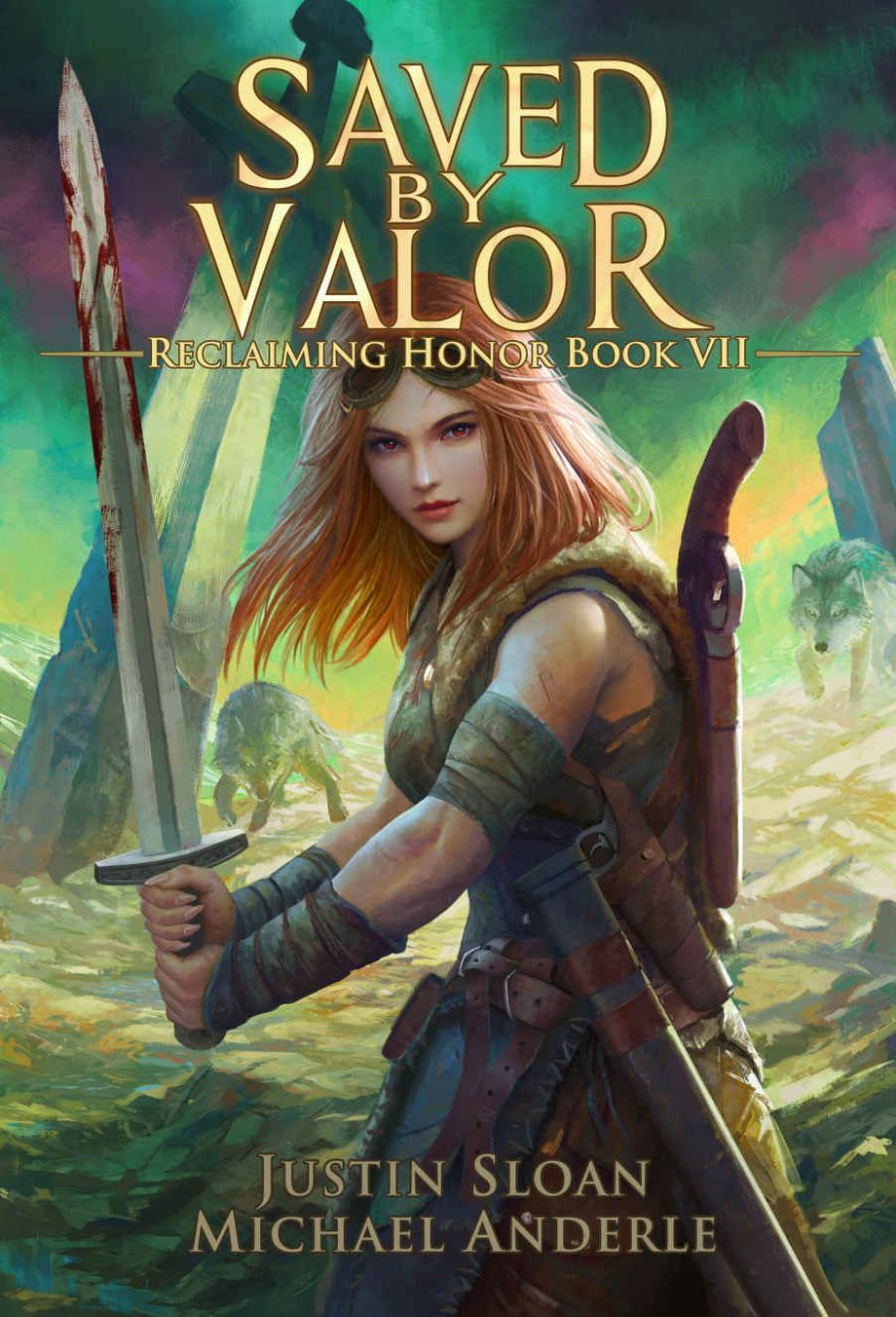 Saved By Valor: A Kurtherian Gambit Series