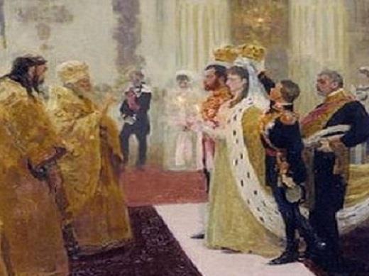 Сын императрицы