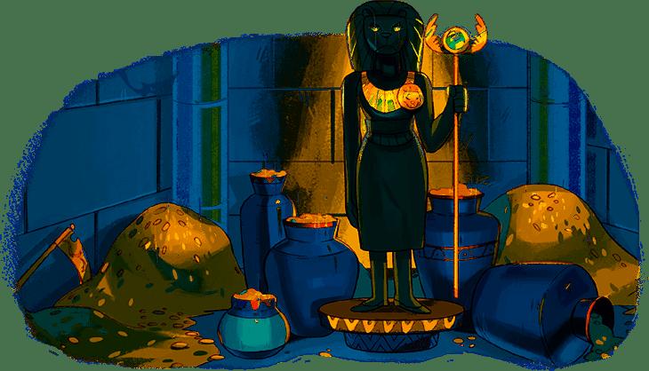 Охотники за древностями. Магия Сехмет